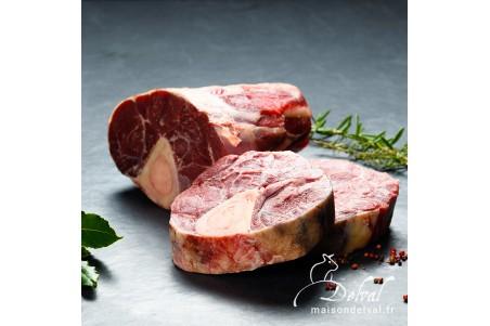 Maison Delval - Jarret de bœuf avec os BIO
