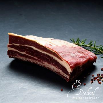 Maison Delval - Plat de côtes de bœuf avec os BIO