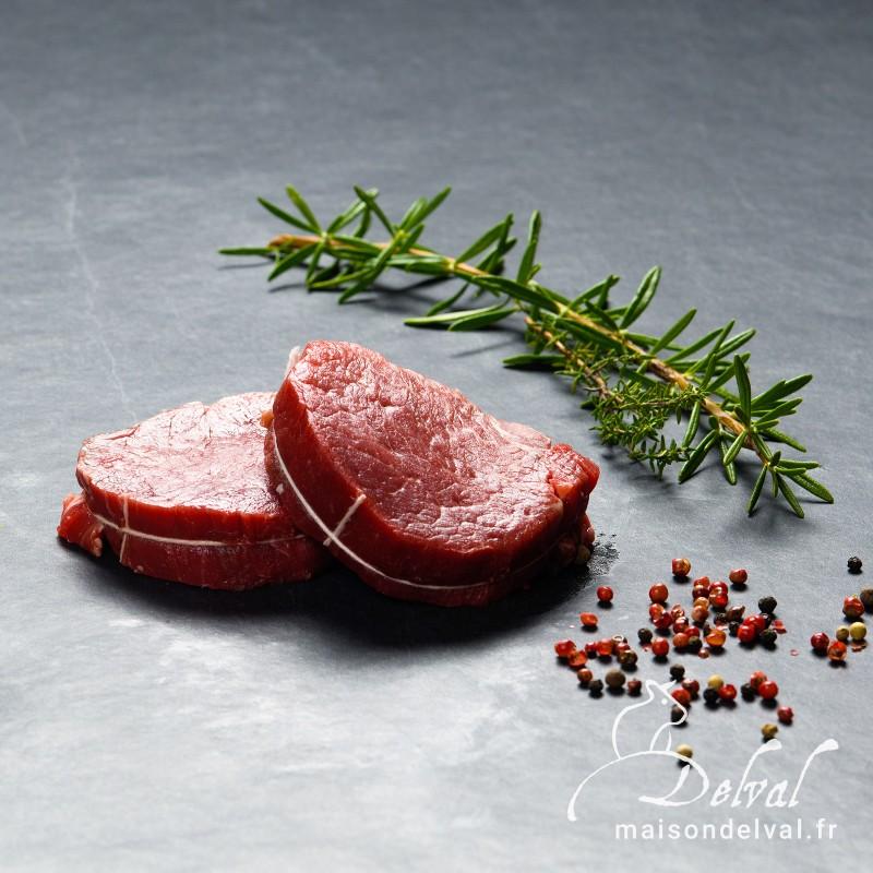 Maison Delval - Tournedos de filet de bœuf BIO