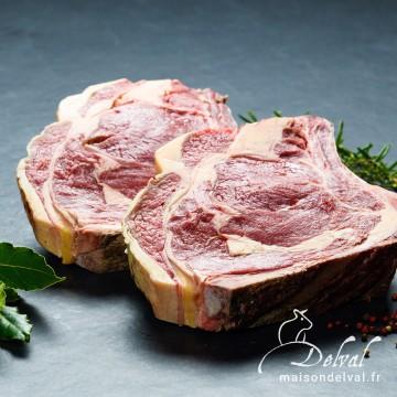 Maison Delval - Côte de bœuf Hereford