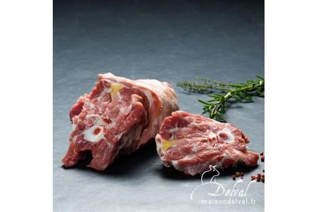 Maison Delval - Collier d'agneau Sélection Delval
