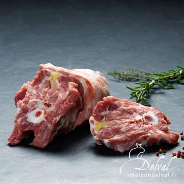 Maison Delval - Collier d'agneau BIO