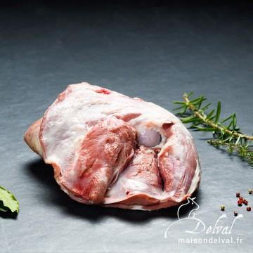 Maison Delval - Épaule d'agneau BIO avec os