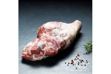 Maison Delval - Gigot d'agneau BIO sans os