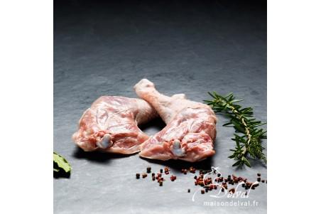 Maison Delval - Cuisse de poulet Label Rouge