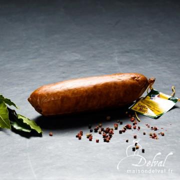 Maison Delval - Saucisse de Morteau IGP