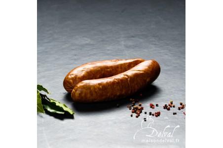 Maison Delval - Saucisse à cuire pur porc