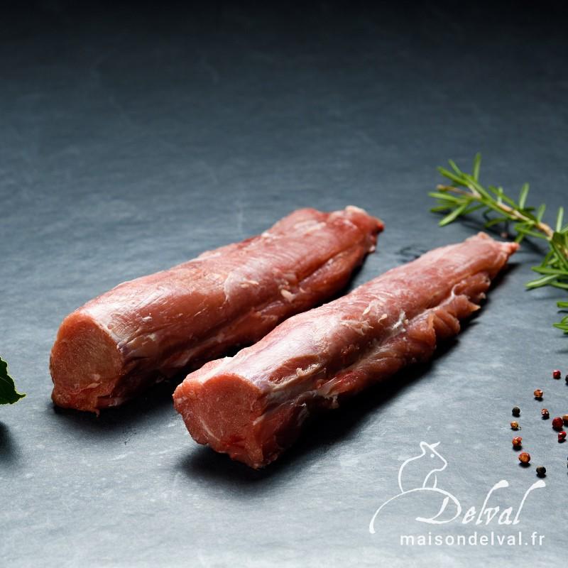 Maison Delval - Filet mignon de porc Bleu Blanc Cœur