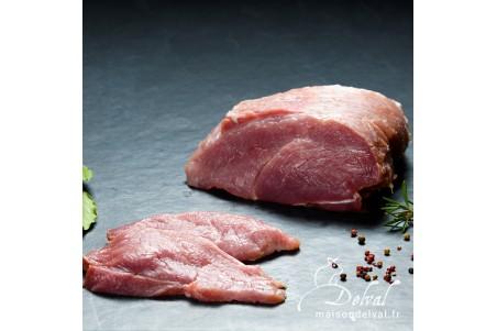 Maison Delval - Grillade de porc Bleu Blanc Cœur