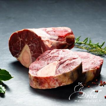 Maison Delval - Jarret de bœuf avec os Sélection Delval