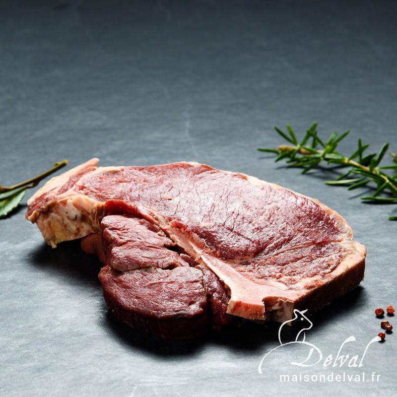 Maison Delval - T Bone Steack de bœuf Sélection Delval