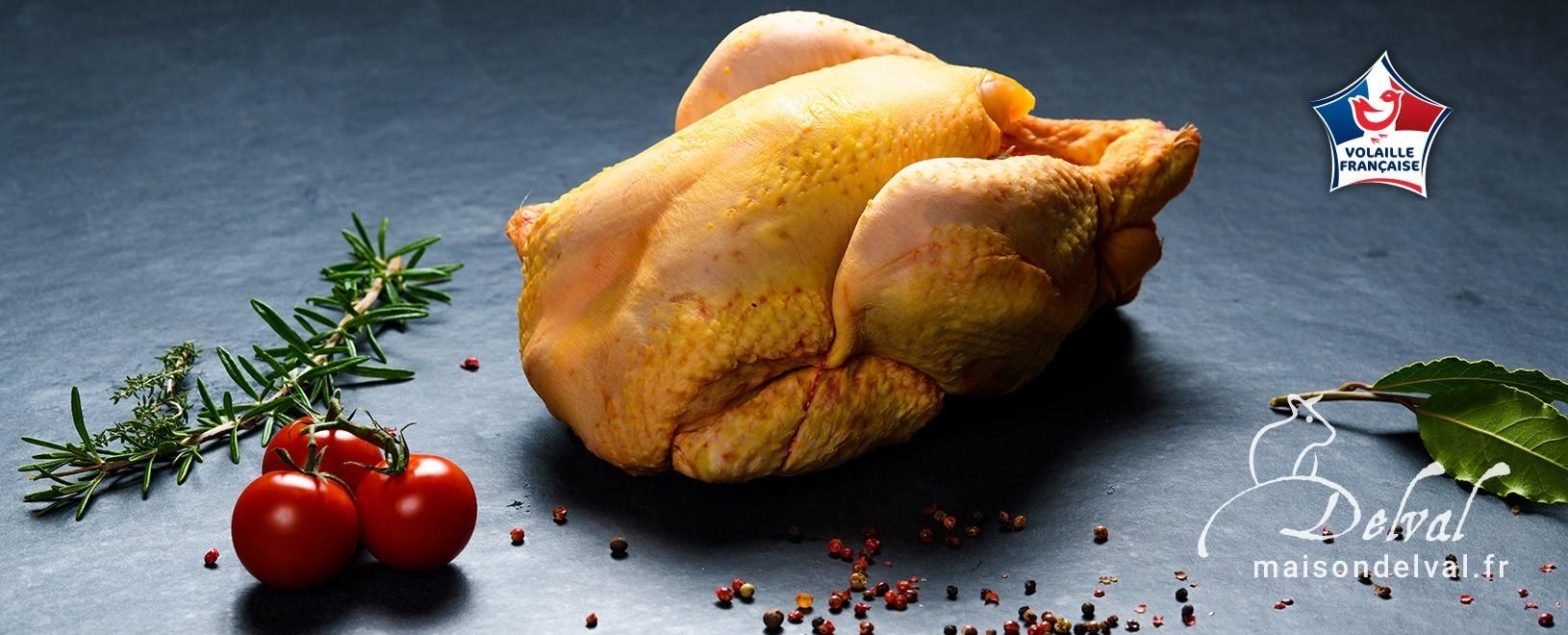 Viande de poulet - Vente en ligne